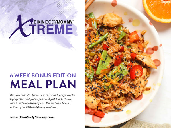 EXTREME: 6 Week BONUS Meal Plan