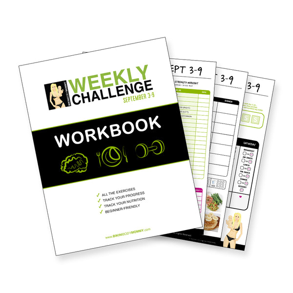 Digital Workbook: Sept 3 - 9