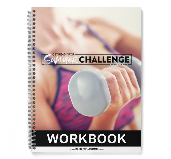 Get Ready For Summer Challenge Workbook (Premium Color) - Hard Copy