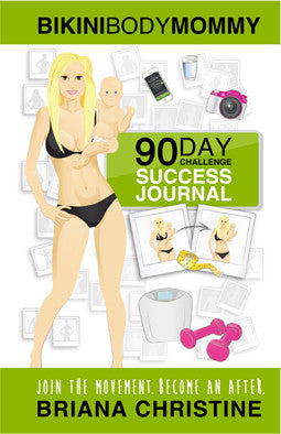 90 Day Challenge Success Journal (Digital)