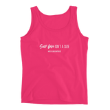 """Self Love Isn't A Size"" Ladies' Tank"