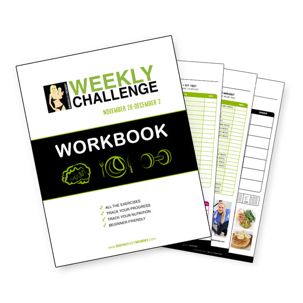 Digital Workbook: Nov 26 - Dec 2