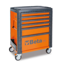 Beta Tools C33/6-MOBILE ROLLER CAB WITH 6 DRAWERS