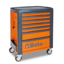 Beta Tools C33/8-MOBILE ROLLER CAB WITH 8 DRAWERS