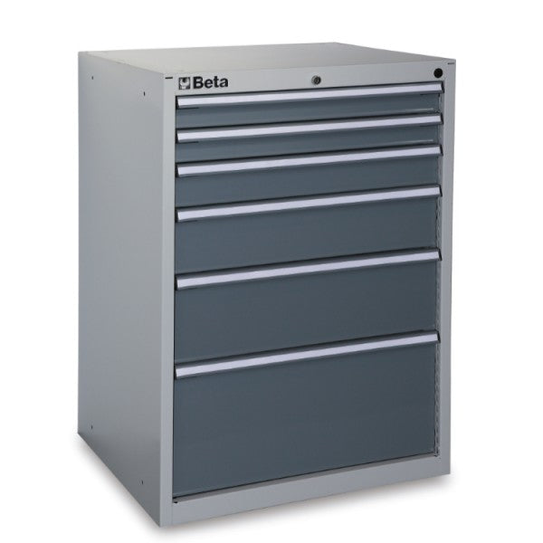 Beta Tools C35/6G-INDUSTRIAL TOOL CHEST 6 DRAWERS