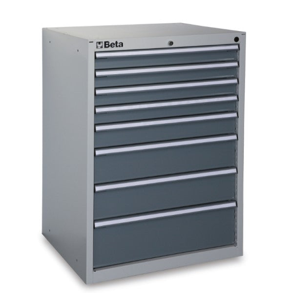 Beta Tools C35/8G-INDUSTRIAL TOOL CHEST 8 DRAWERS