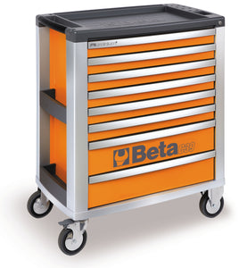 Beta Tools C39-8-MOBILE ROLLER CAB 8 DRAW