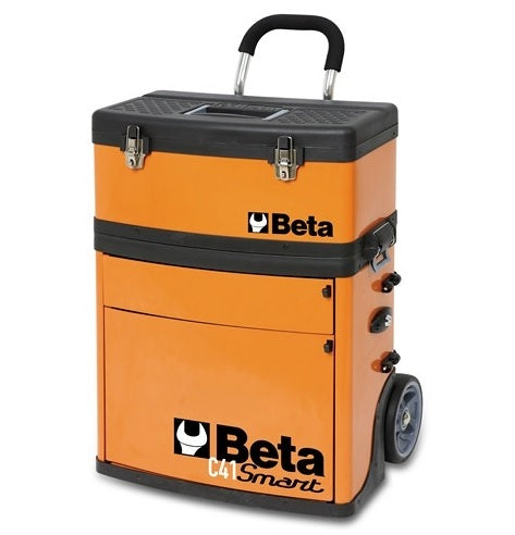 Beta Tools C41S-TWO-MODULE TOOL TROLLEY