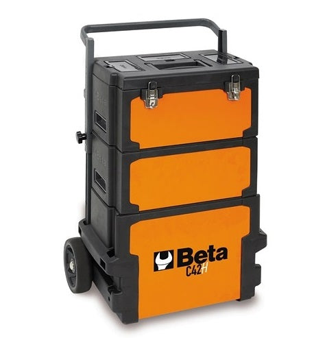 Beta Tools C42H-THREE-MODULE TOOL TROLLEY