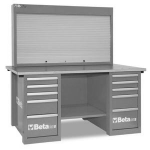 Beta Tools C57S/B-G-MASTERCARGO WORKBENCH GREY