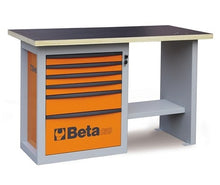 "Beta Tools C59C-""ENDURANCE"" WORKBENCH 6 DRAWERS"