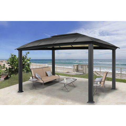 Paragon Cambridge 12x16 Hard Top Gazebo GZ3DXL