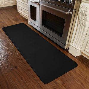 WellnessMat Original 6' X 2' 62WMRBLK, Black
