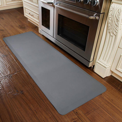 WellnessMats Original 6' X 2' 62WMRGRY, Gray
