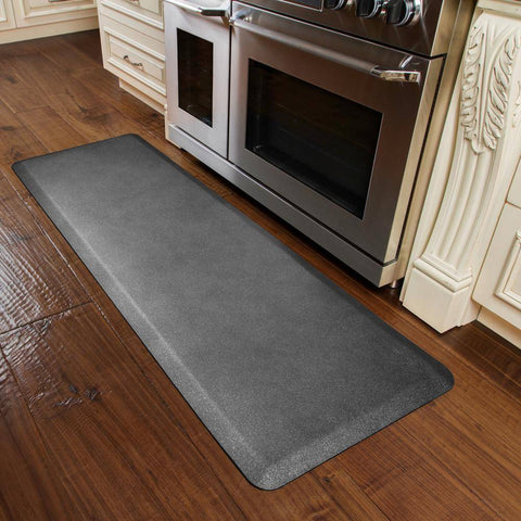 WellnessMats Granite 6'X2' 62WMRGS, Granite Steel