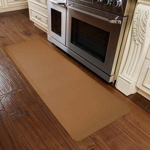 WellnessMats Original 6' X 2' 62WMRTAN, Tan