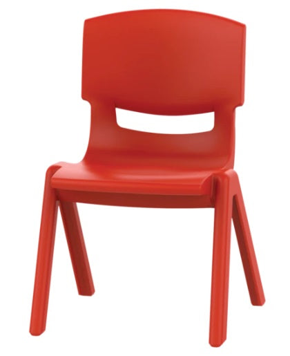 Duramax Junior Chair Deluxe Red 86822