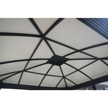 Paragon Santa Monica11'x16' Hard Top Gazebo W/ Mosquito Netting GZ3XLK