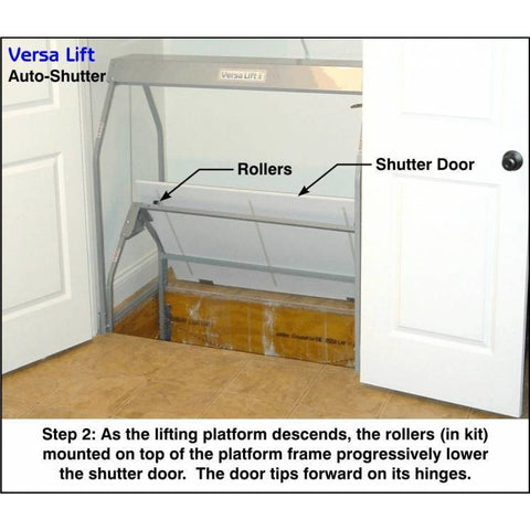 Image of Versa Lift  AS-24 Auto-Shutter Door (Model 24 Only) , VLAS24