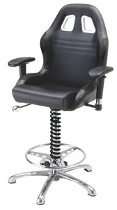 Pitstop Furniture Crew Chief Bar Chair BC6000
