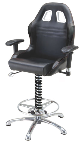 Image of Pitstop Furniture Crew Chief Bar Chair BC6000