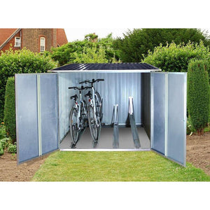 Duramax 6 x 6 Bicycle Store 73051 - Garage Tools Storage