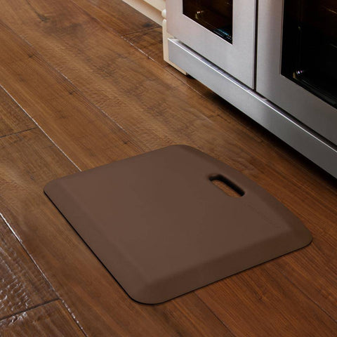 "Image of WellnessMats CompanionMat 18""X22"" COMPWMRBRN, Brown"