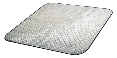 Pitstop Furniture Diamond Plate Chair Mat DPCM4750