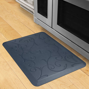 Wellnessmats Bella Estates Shades of Blue EB32WMRBGRY, Lagoon