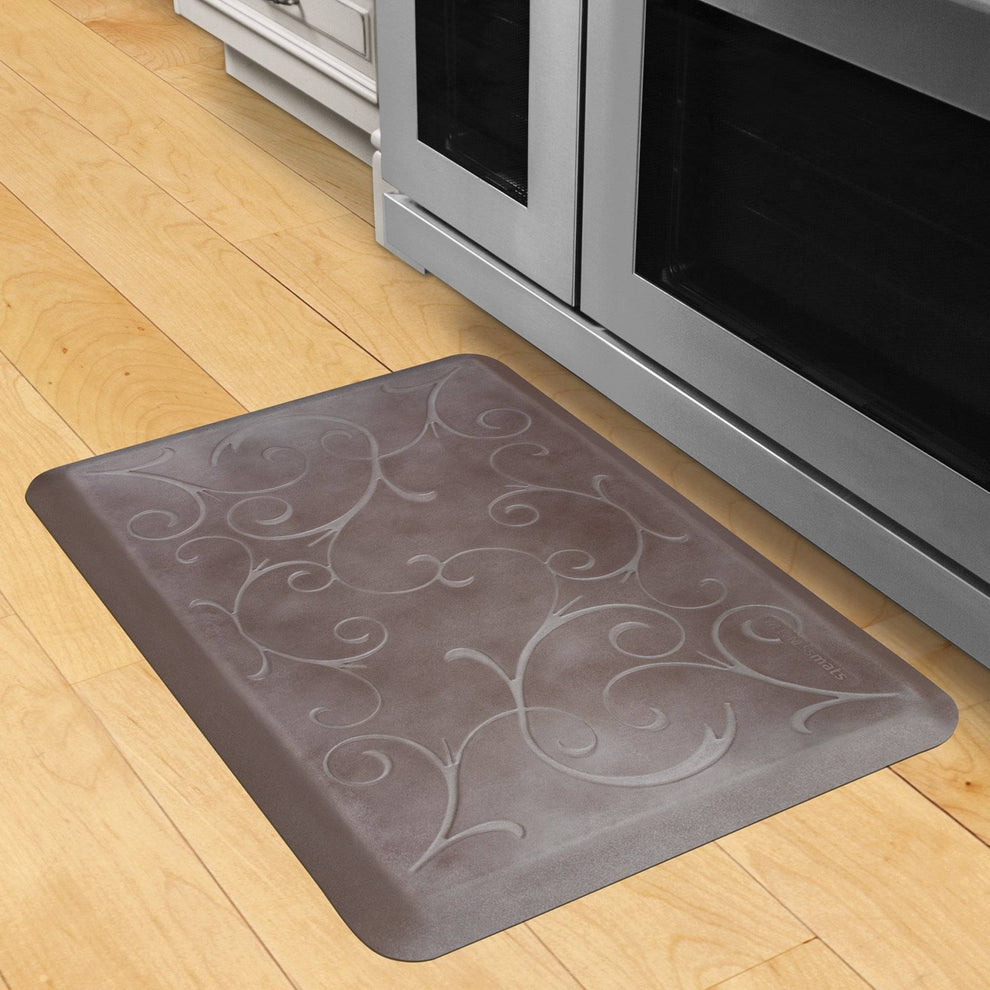 Wellnessmats Bella Estates Shades of Silver EB32WMRBNBRN,Quartz