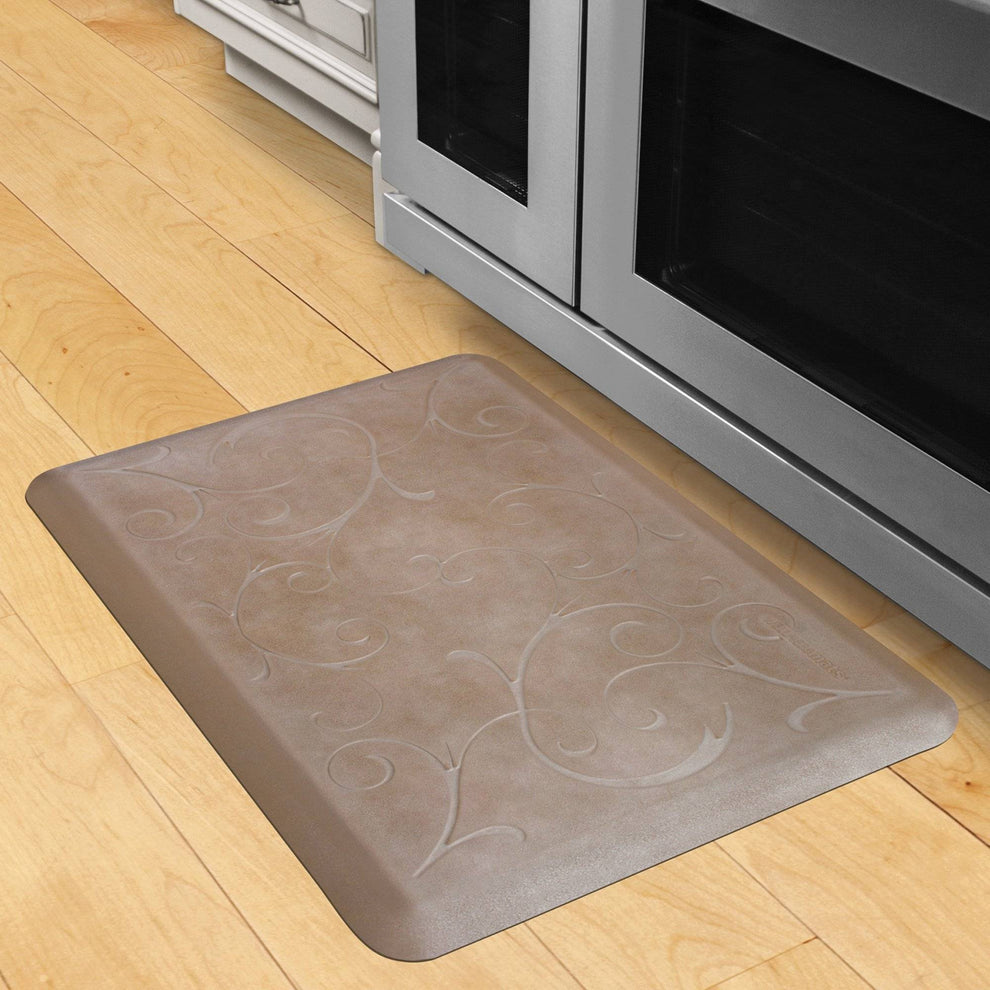 Wellnessmats Bella Estates Shades of Silver EB32WMRBNTAN,Sandstone