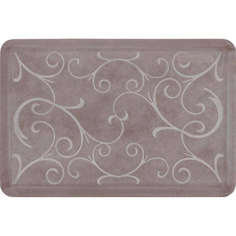 Image of Wellnessmats Bella Estates Shades of White EB32WMRWBRN,Driftwood