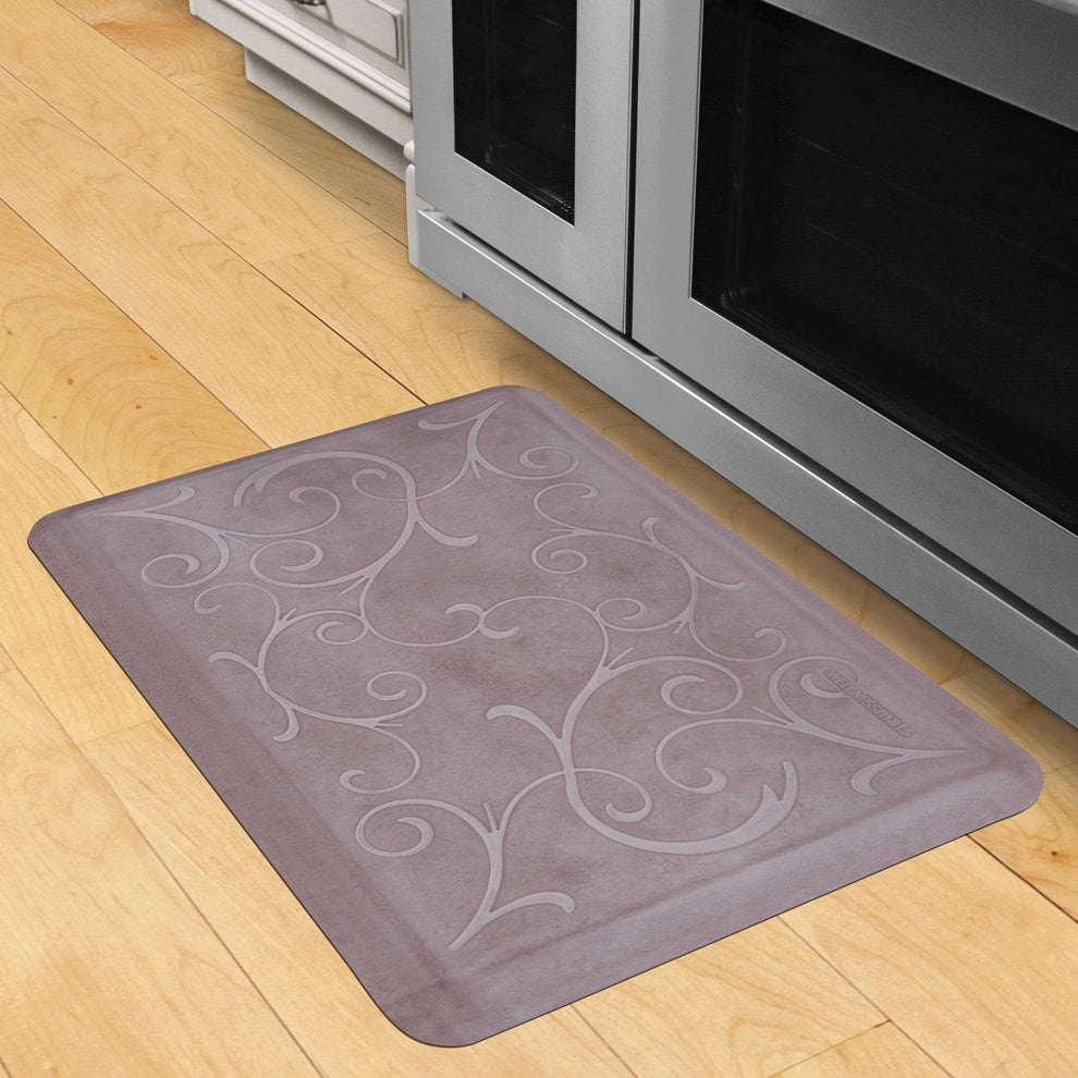 Wellnessmats Bella Estates Shades of White EB32WMRWBUR,SeaShell