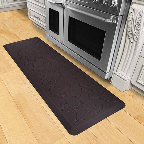 Image of Wellnessmats Bella Estates Shades of Blue EB62WMRBBUR,NavyPier