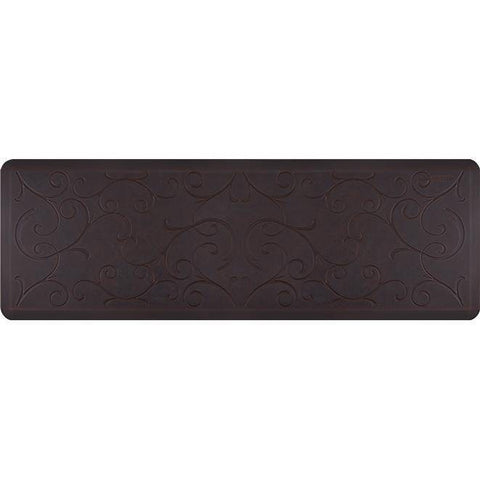 Image of Wellnessmats Bella Estates-Shades of Blue EB62WMRBBUR,NavyPier