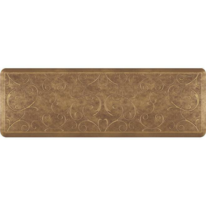 Wellnessmats Bella Estates Shades ofGold EB62WMRBGBRN,Quartz
