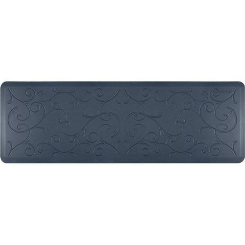 Image of Wellnessmats Bella Estates Shades of Blue EB62WMRBGRY,Lagoon