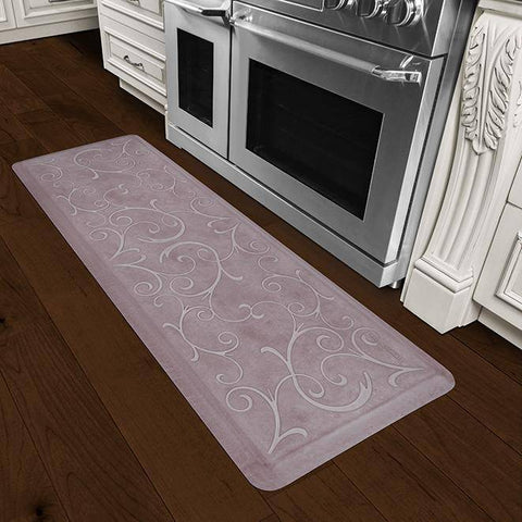 Image of Wellnessmats Bella Estates Shades of White EB62WMRWBUR,SeaShell