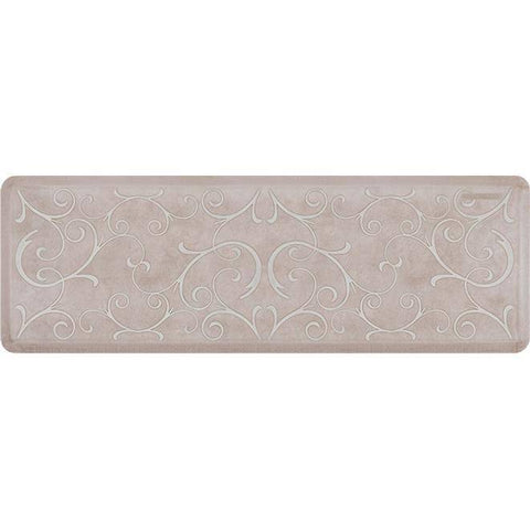Image of Wellnessmats Bella Estates Shades of White EB62WMRWTAN,Sand Dollar