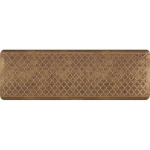 Wellnessmats Trellis Estates Shades of Gold ET62WMRBGBUR,RoseGold