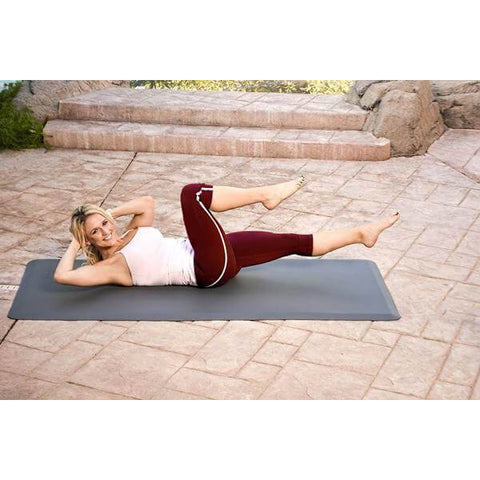 "WellnessMats Fitness Mat Collection 72"" X 30"" X 5/8"""