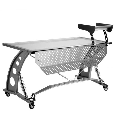Image of Pitstop Furniture GT Spoiler Desk Privacy Screen GPP220S