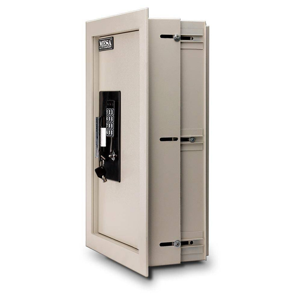 MESA Adjustable Wall Safe MAWS2113E