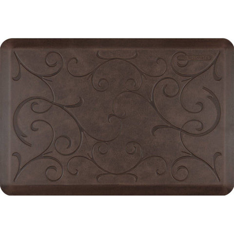 WellnessMats Bella Antique 3'X2' MB32WMRDB, Antique Dark