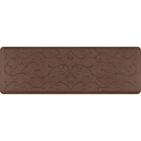WellnessMats Bella Antique 6'X2' MB62WMRLT, Antique Light