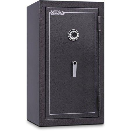 MESA Safes Burglary & Fire Safe 6.4 cu.ft. Combination Lock MBF3820C