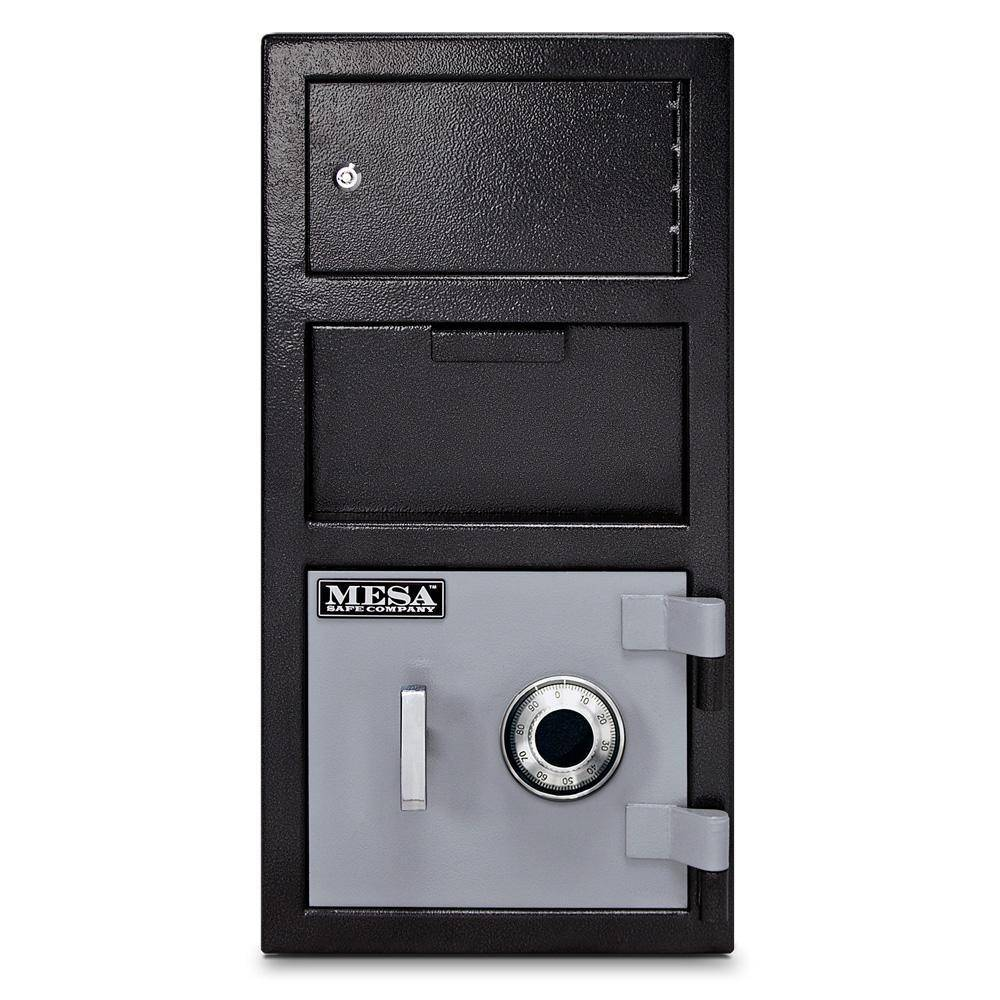 MESA Safes Depository Safe -Electronic Lock, Exterior Locker MFL2014C-OLK