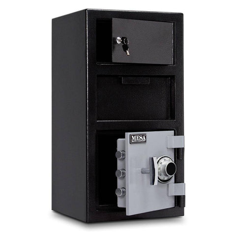 Image of MESA Safes Depository Safe 0.8 cu.ft. Combination Lock,Exterior Locker