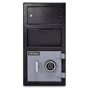 MESA Safes Depository Safe -Electronic Lock, Exterior Locker MFL2014E-OLK