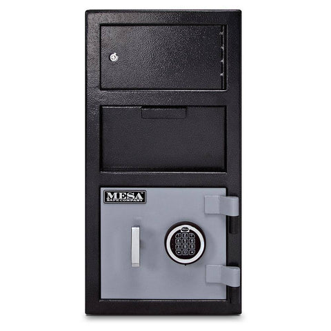 Image of MESA Safes Depository Safe -Electronic Lock, Exterior Locker MFL2014E-OLK